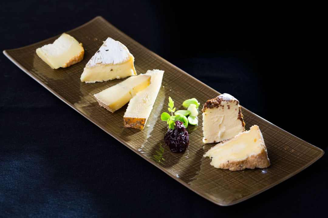 restaurant plateau fromage
