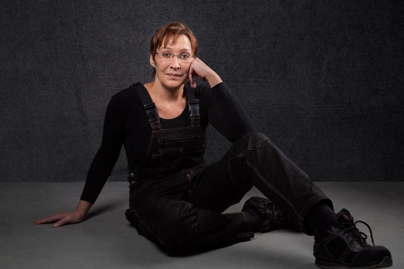 Portrait studio Tania