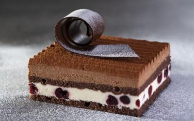 Gâteau Forêt Noire par Laurent Kieny