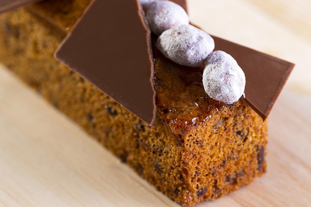 Cake au caramel