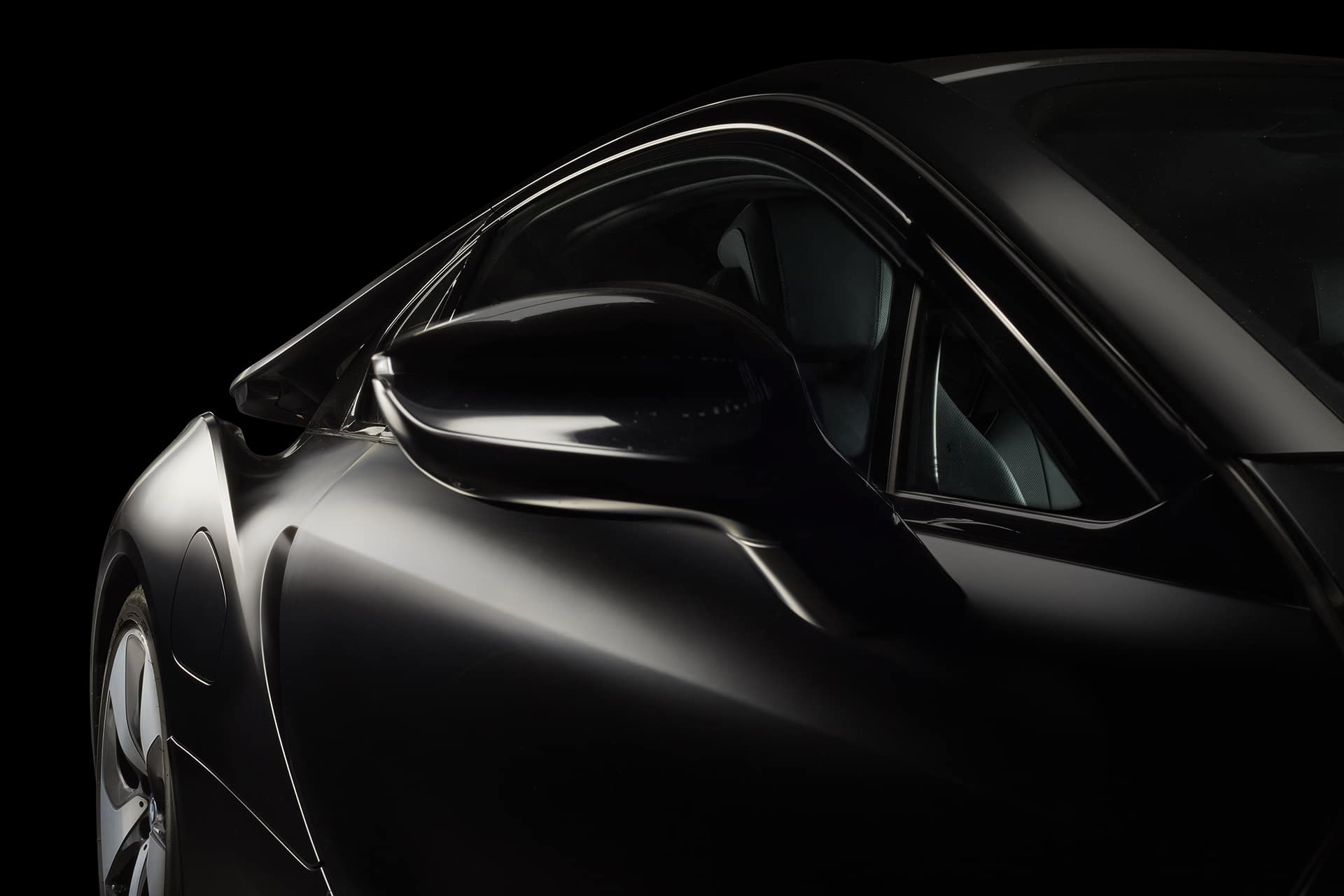photos de voitures BMW i-8
