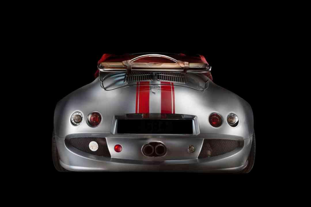 photographie d'une voiture