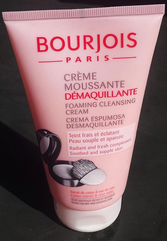Crème Moussante Demaquillante Bourjois