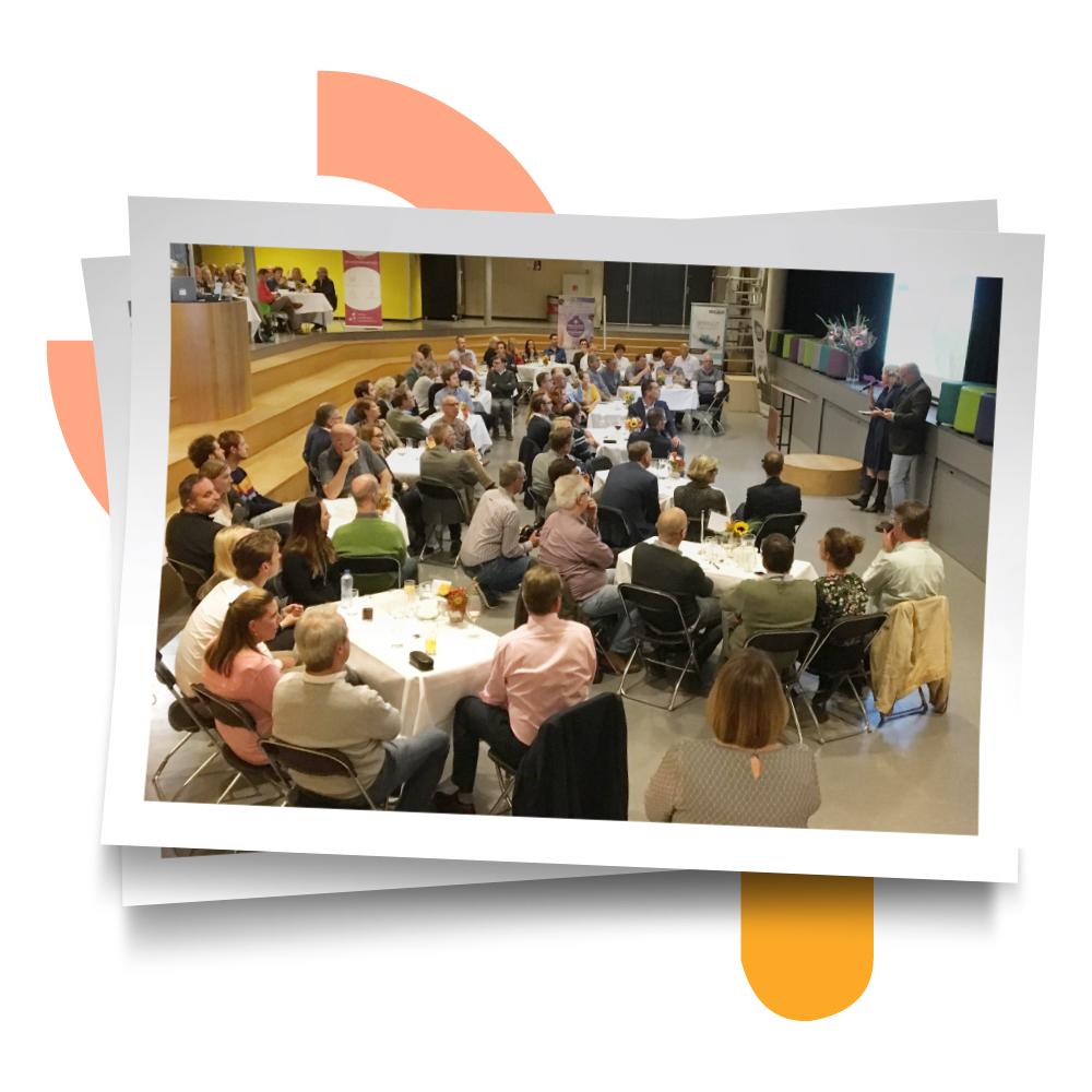 Heppener events en projecten, slag om de bollenstreek, Sassenheim