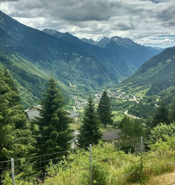 Ergens in Ticino