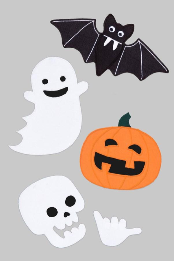 Halloween applicaties