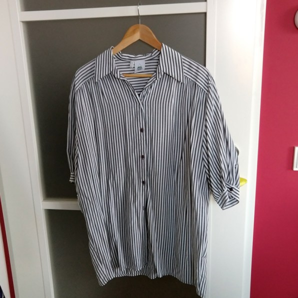 Refashion overhemd november