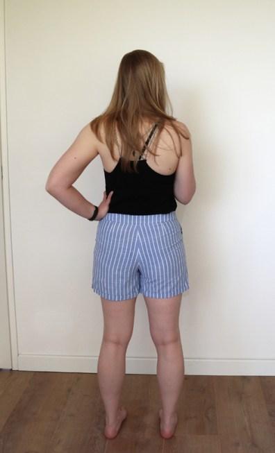 Burda shorts 2009/07