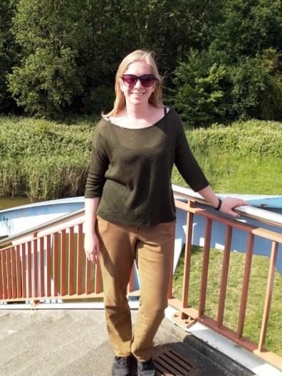 Mandy Boat Tee