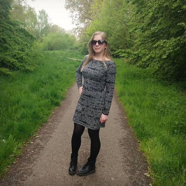 Burda Easy jurk