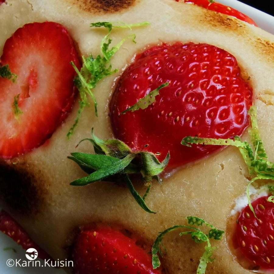roulé fraisier William Lamagnère final