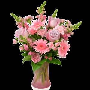 Joyful Pinks Bouquet