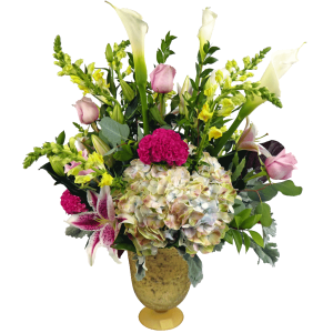 Vintage Vogue Bouquet