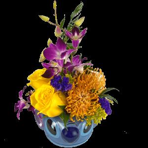 Stitch Flower Mug