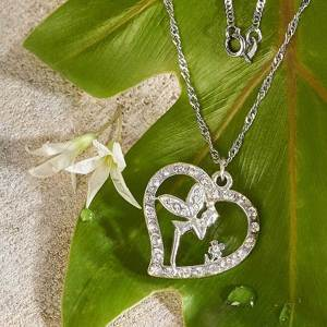Girls Fairy Necklace