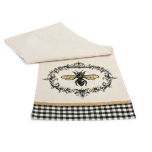 Honey Bee Table Runner