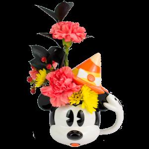 Minnie Mouse Halloween Mug Bouquet