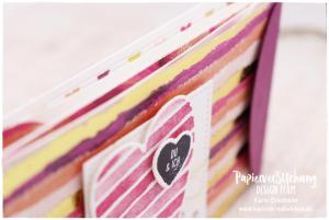 PapierverSUchung DT - Mini-Album mit Liebe - Videotutorial