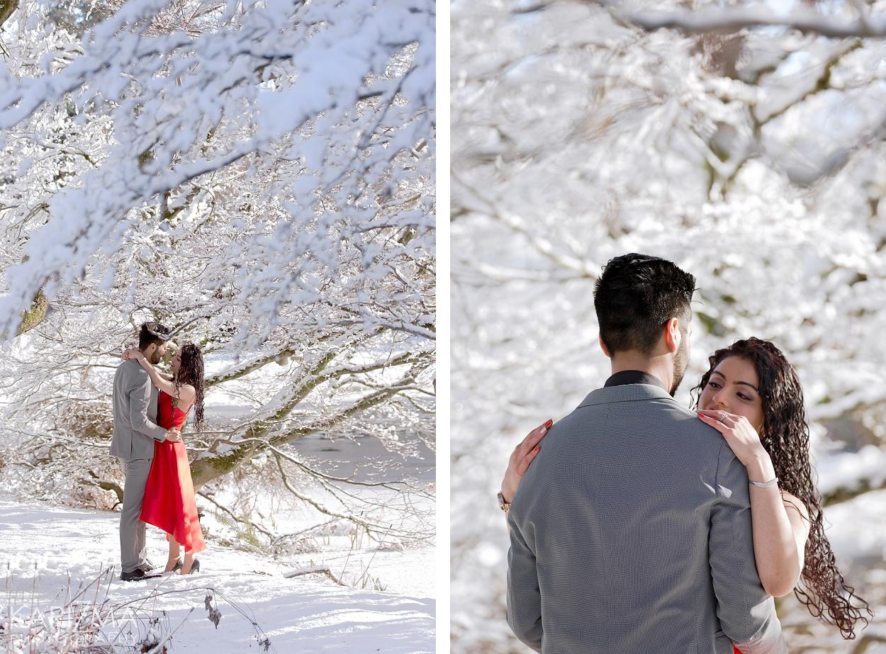 Winter Wedding Jasper
