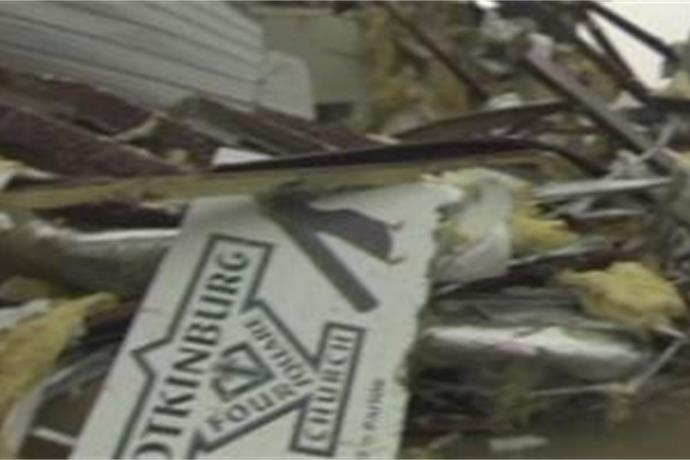 Severe Storm Leaves Path of Destruction in Small Arkansas Town_-2277904800484147140