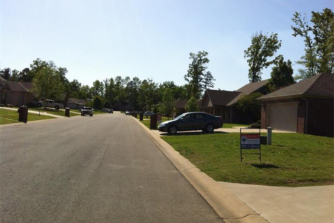 On Eve of One-Month Anniversary, Checking in on Northwoods Subdivision_-4161374751031472960