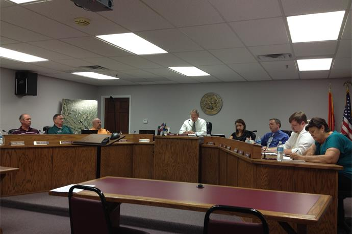 Controversy Brews Over Maumelle Water _-542650811621095518