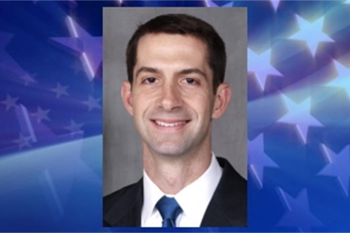 Tom Cotton Announces Senate Bid_-5786661872633560814