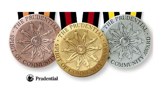 Prudential Community Service Awards for Youths_-5228341918734335594