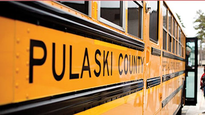 Pulaski County Special School District bus generic
