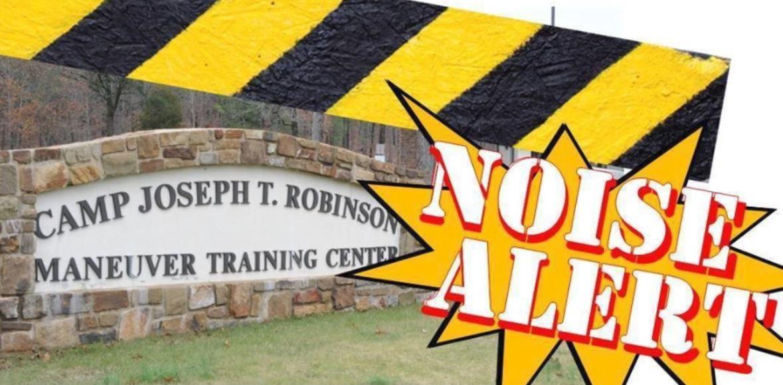 Noise Alert at Camp Robinson_1496436981375.JPG