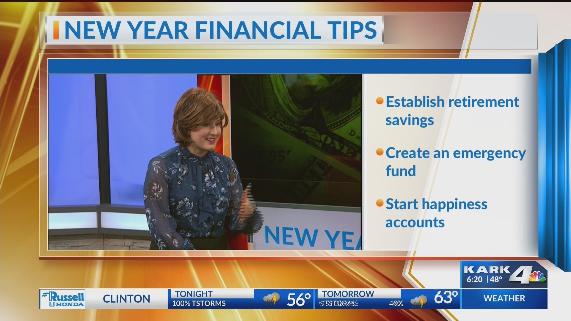 New Year Financial Planning