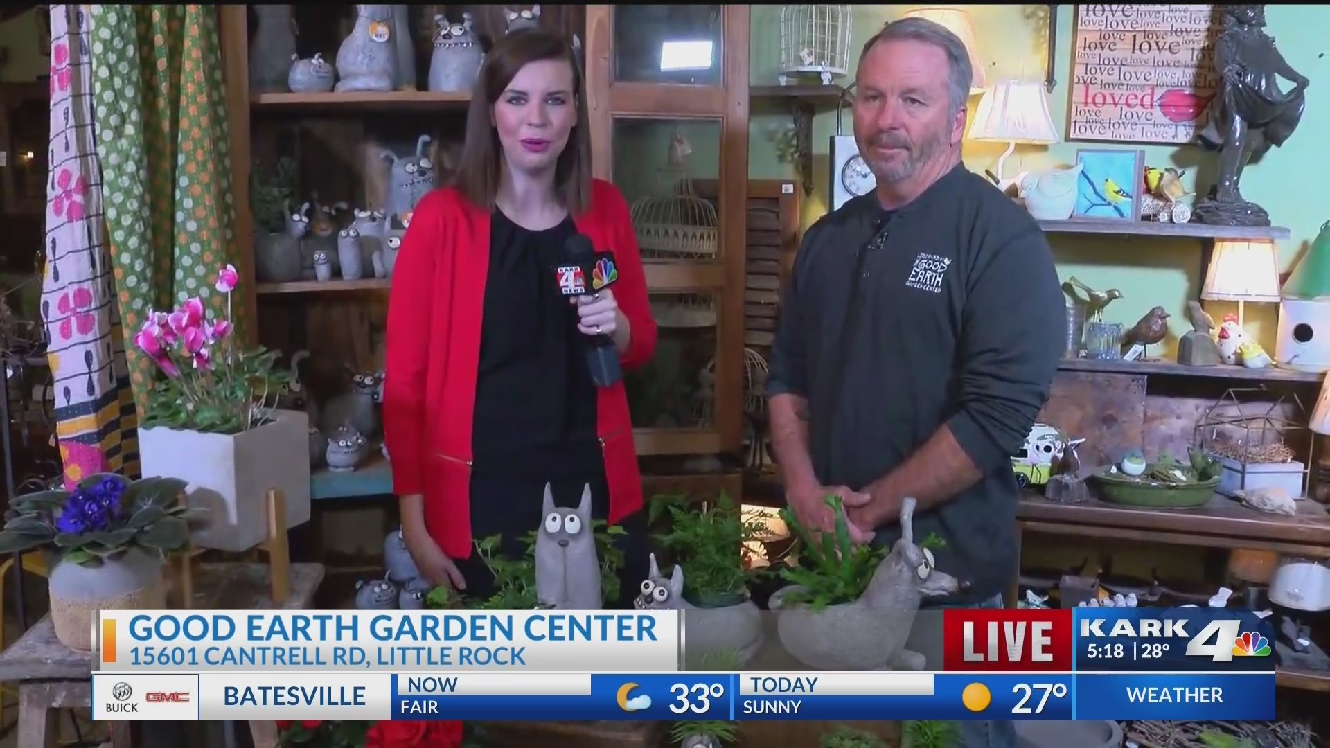 Good Earth Garden Center- Fun With Potted Plants