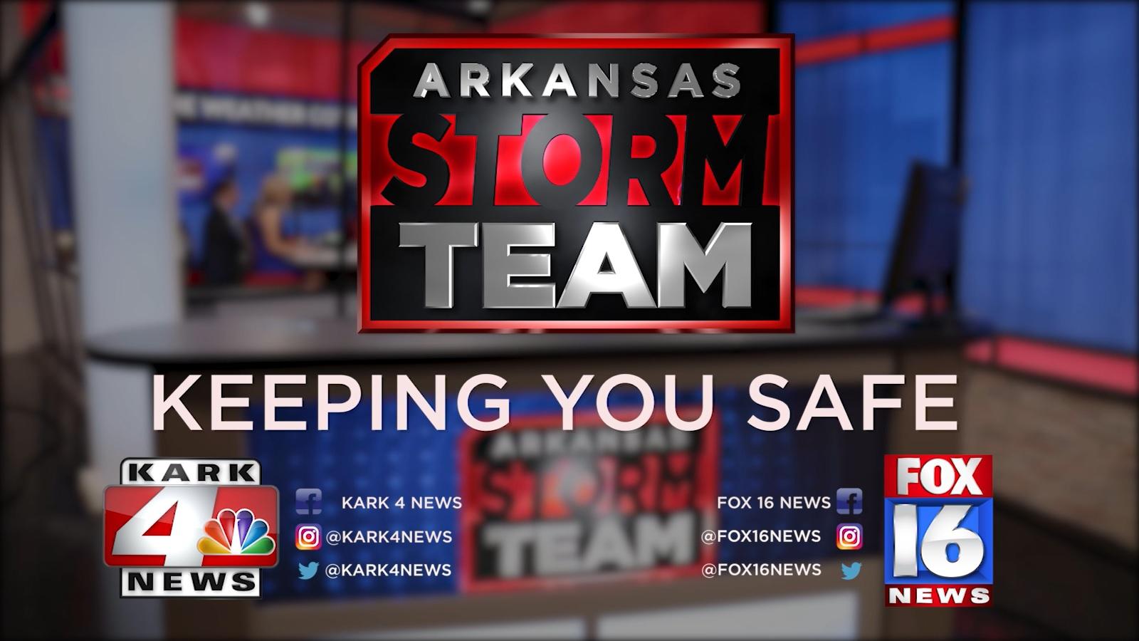 Arkansas Storm Team Weather Radio Awareness Campaign 2019