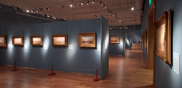 Inside Art Museum