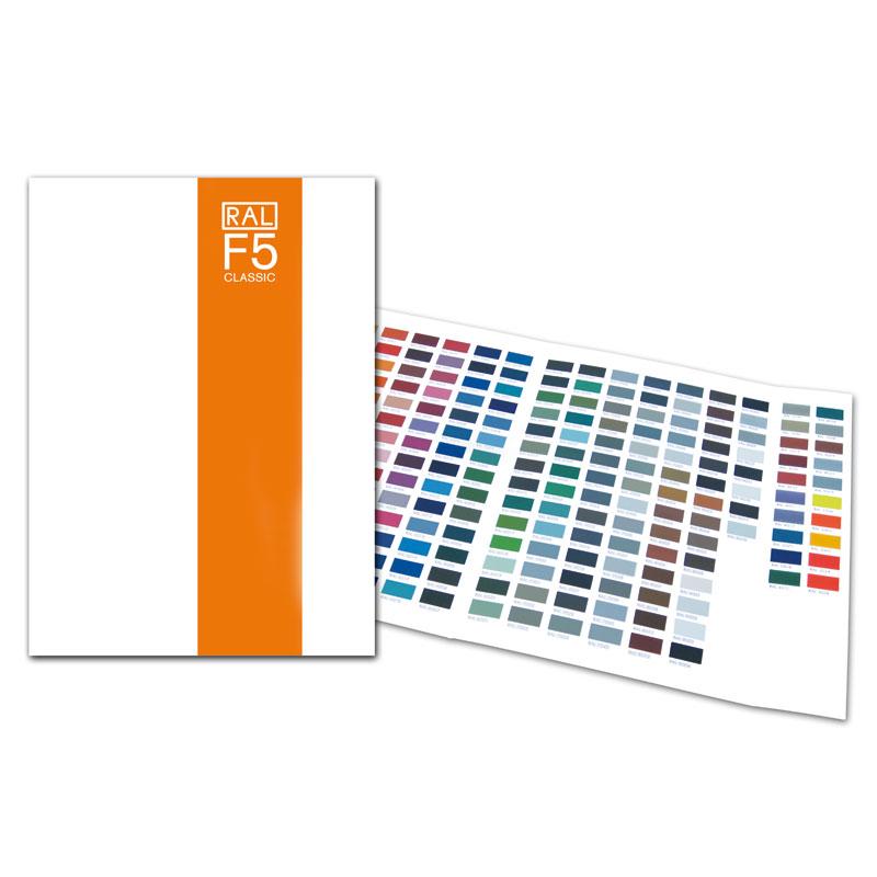 RAL Colour Charts