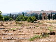 Tal der Tempel Agrigento