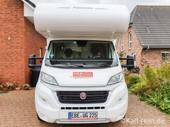 Camper DRM Family F4 Plus Forster A699VB