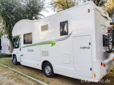 Wohnmobil Family F4 Plus Forster A699VB