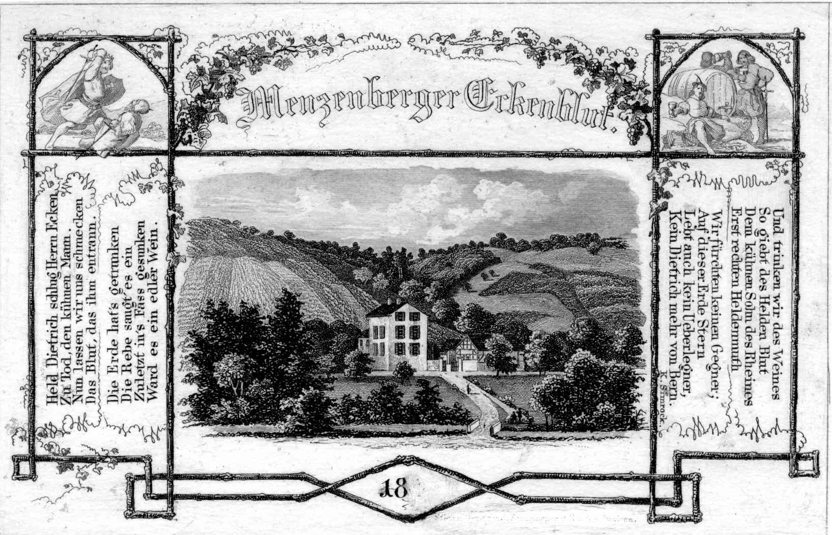 Menzenberger Eckenblut