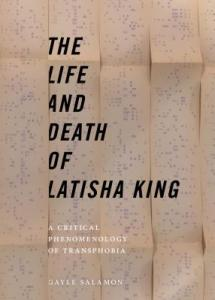 Life and Death of Latisha King by Gayle Salamon