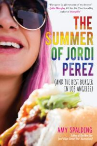 Summer of Jordi Perez by Amy Spalding