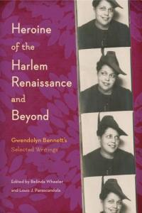 Heroine of the Harlem Renaissance