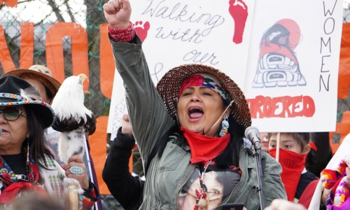Missing and Murdered Indigenous Women #MMIW – News