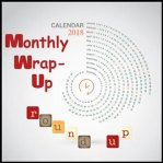 reading Wrap Up monthly wrap up image