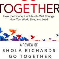 A Review of GO TOGETHER by Shola Richards