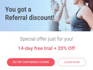 Noom 20 percent off discount link