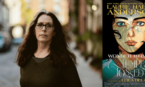 Laurie Halse Anderson on Her New Book, Writing Graphic Novels and Wonder Woman – Ms. Magazine