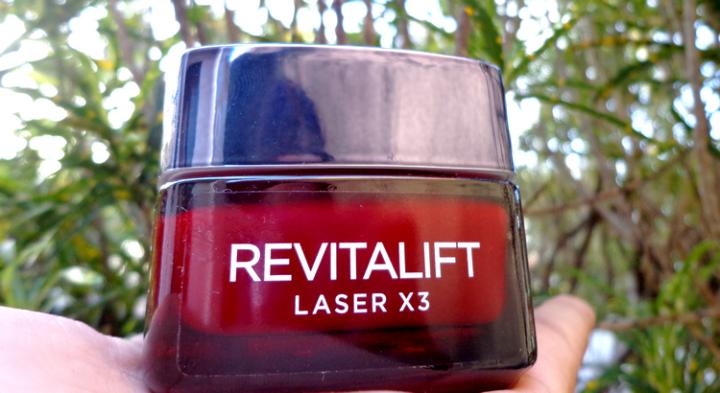 Testei: Hidratante facial Revitalift Laser x3 da Loreal - Karla Lopes