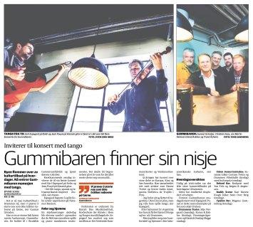 Drammens Tidende, November 2015