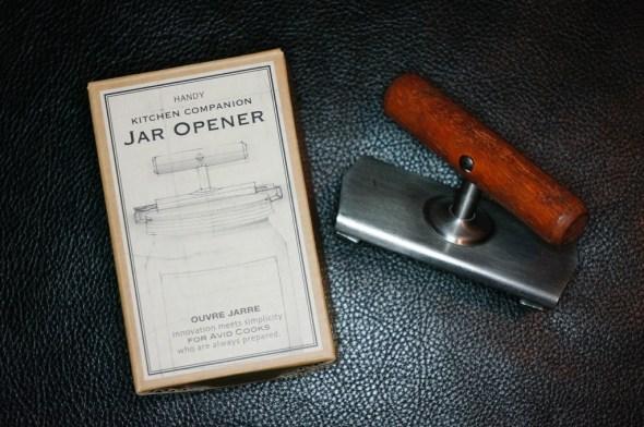 Jar Opener (by Restoration Hardware)
